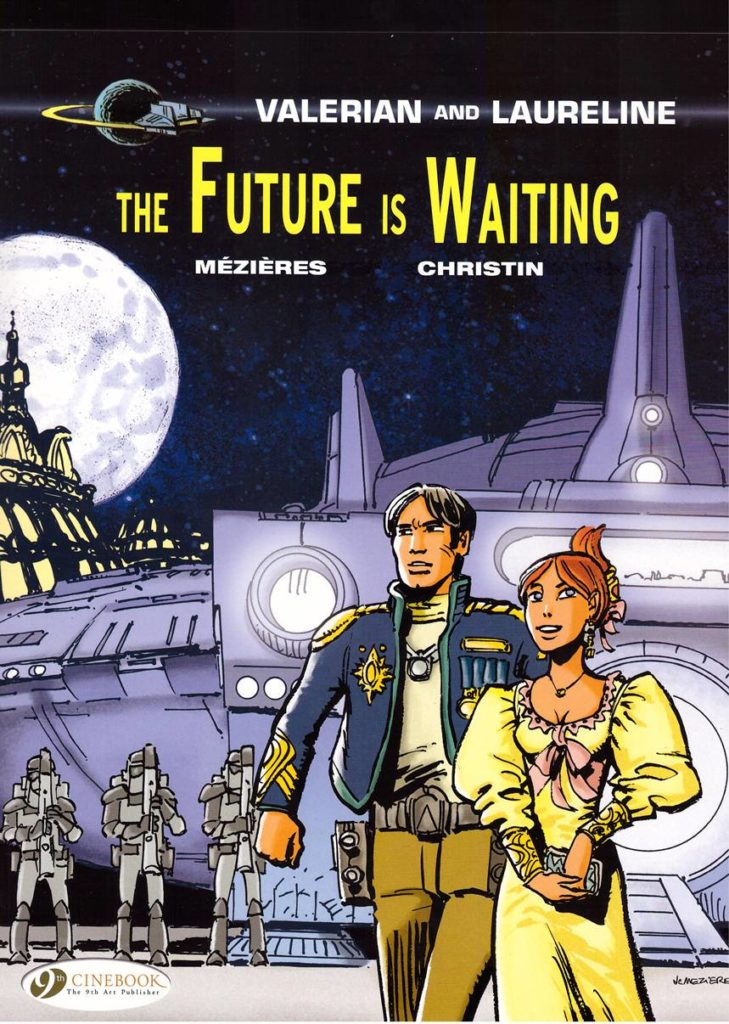 Valerian and Laureline: The Future is Waiting