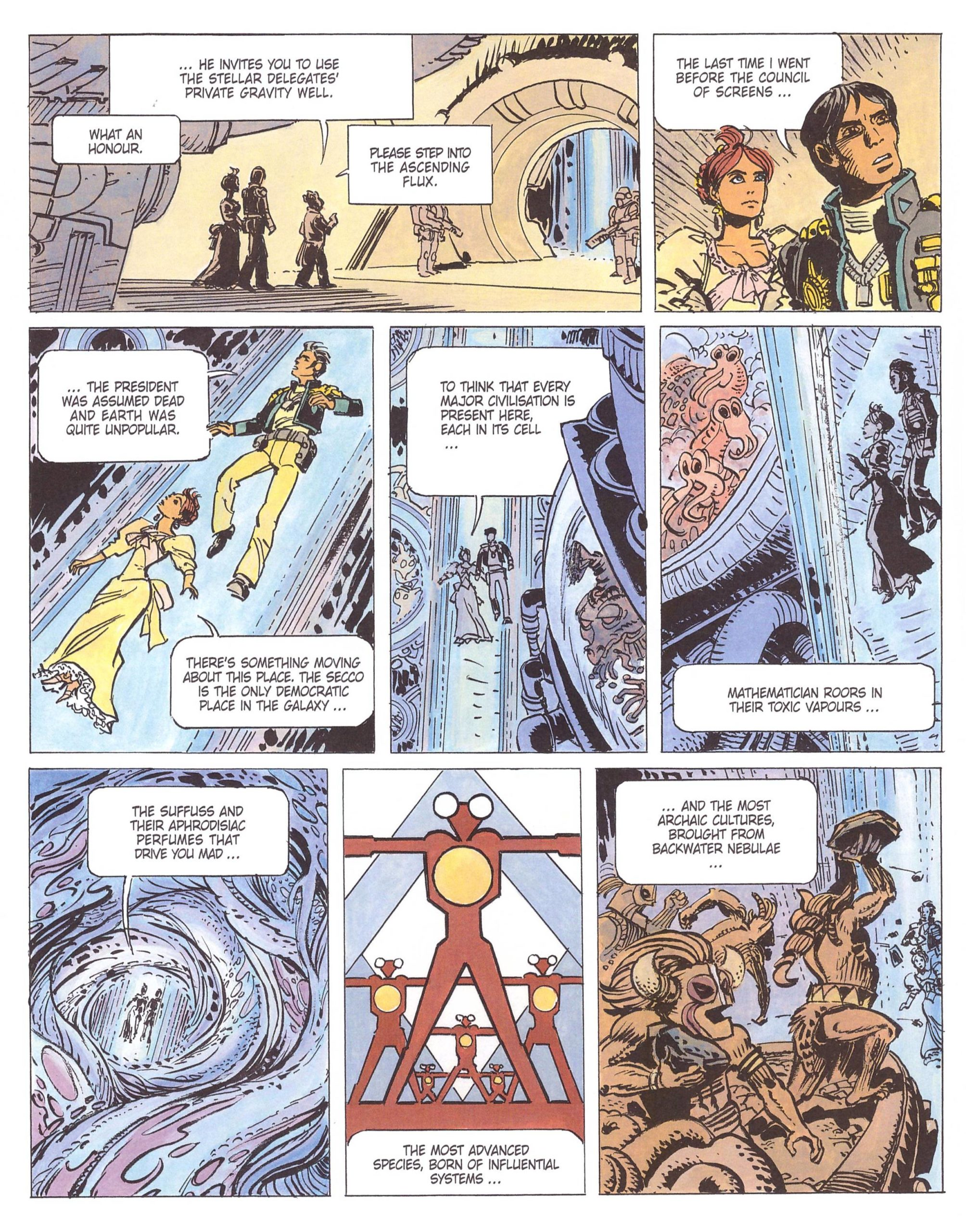 Valerian and Laureline The Future is Waiting review