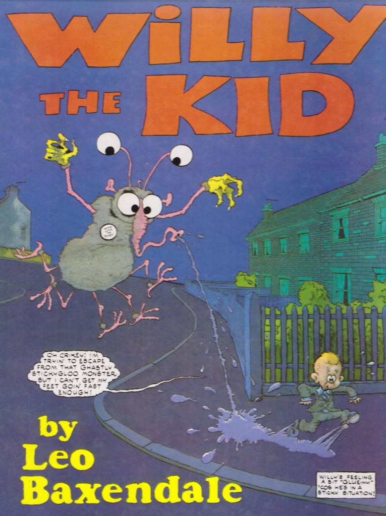 Willy the Kid Book Two