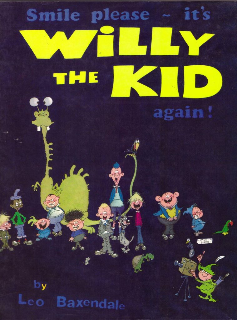 Willy the Kid Book 3