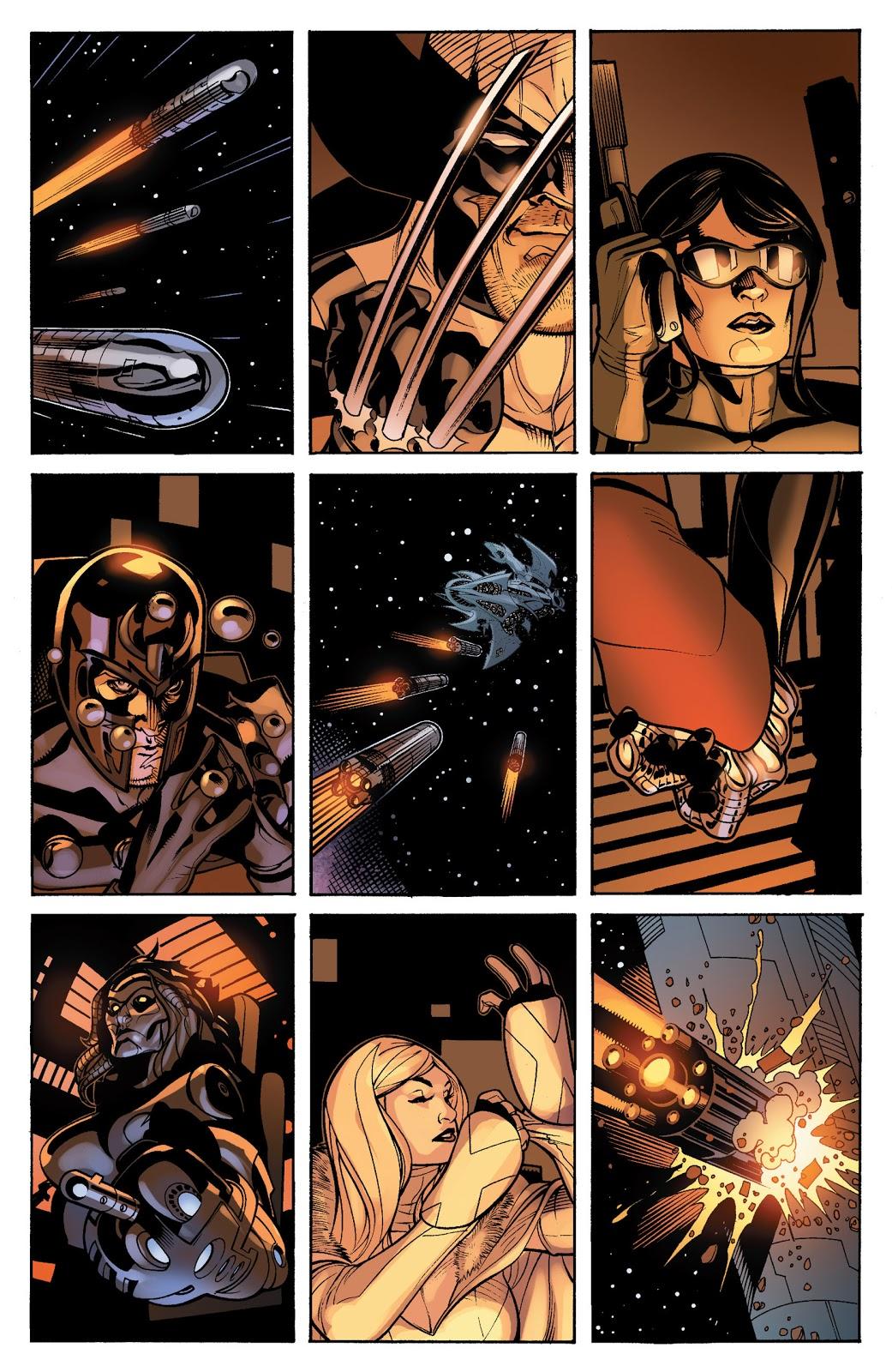 Uncanny X-Men Breaking Point review