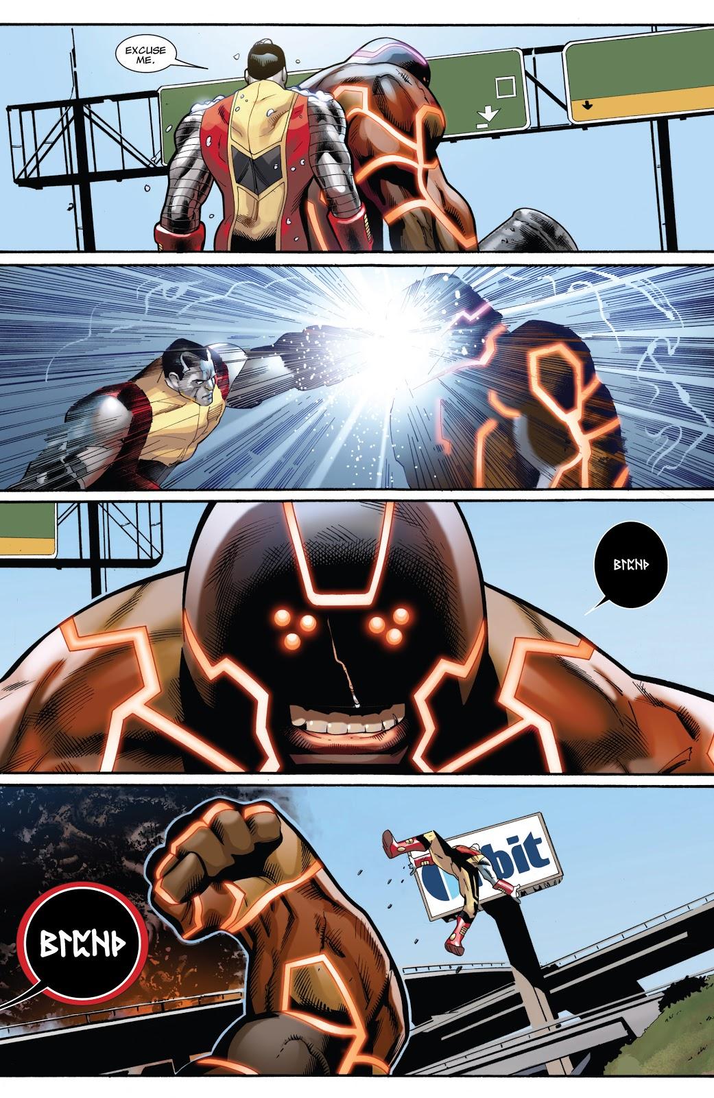 Uncanny X-Men Fear Itself review