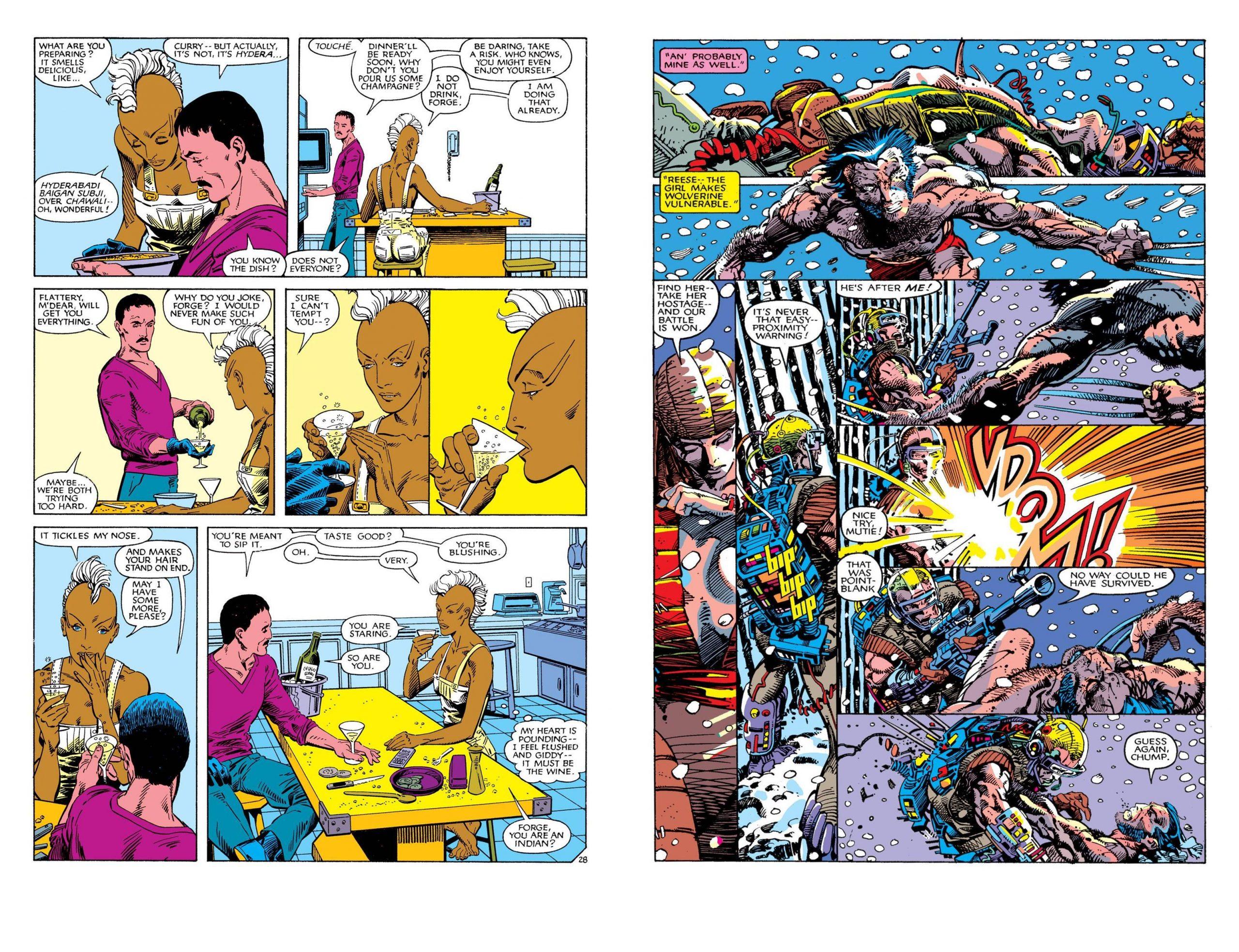 X-Men - Lifedeath review