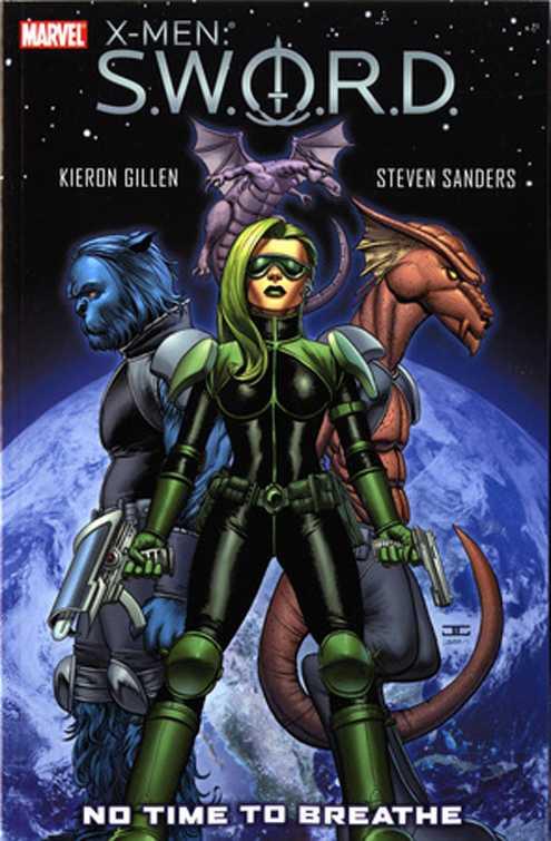 X-Men: S.W.O.R.D. – No Time to Breathe
