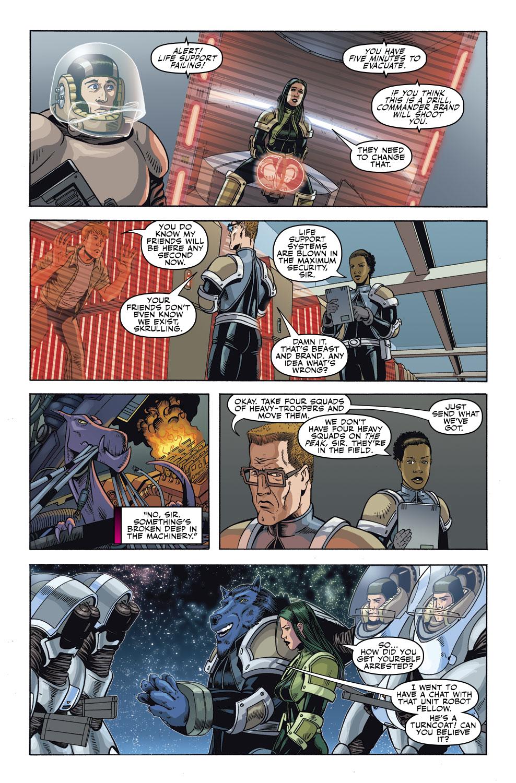 X-Men Sword No Time to Breathe review