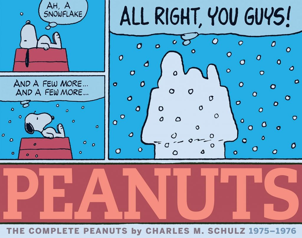 The Complete Peanuts 1975-1976