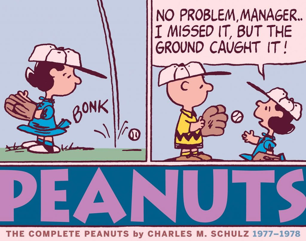 The Complete Peanuts 1977-1978