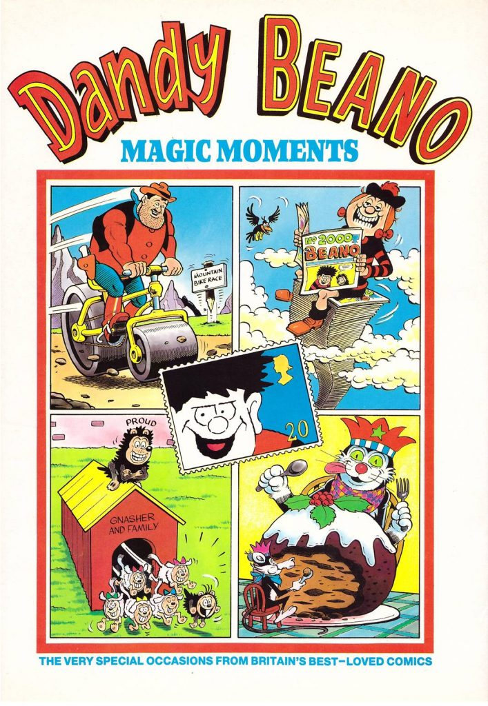 Dandy and Beano: Magic Moments