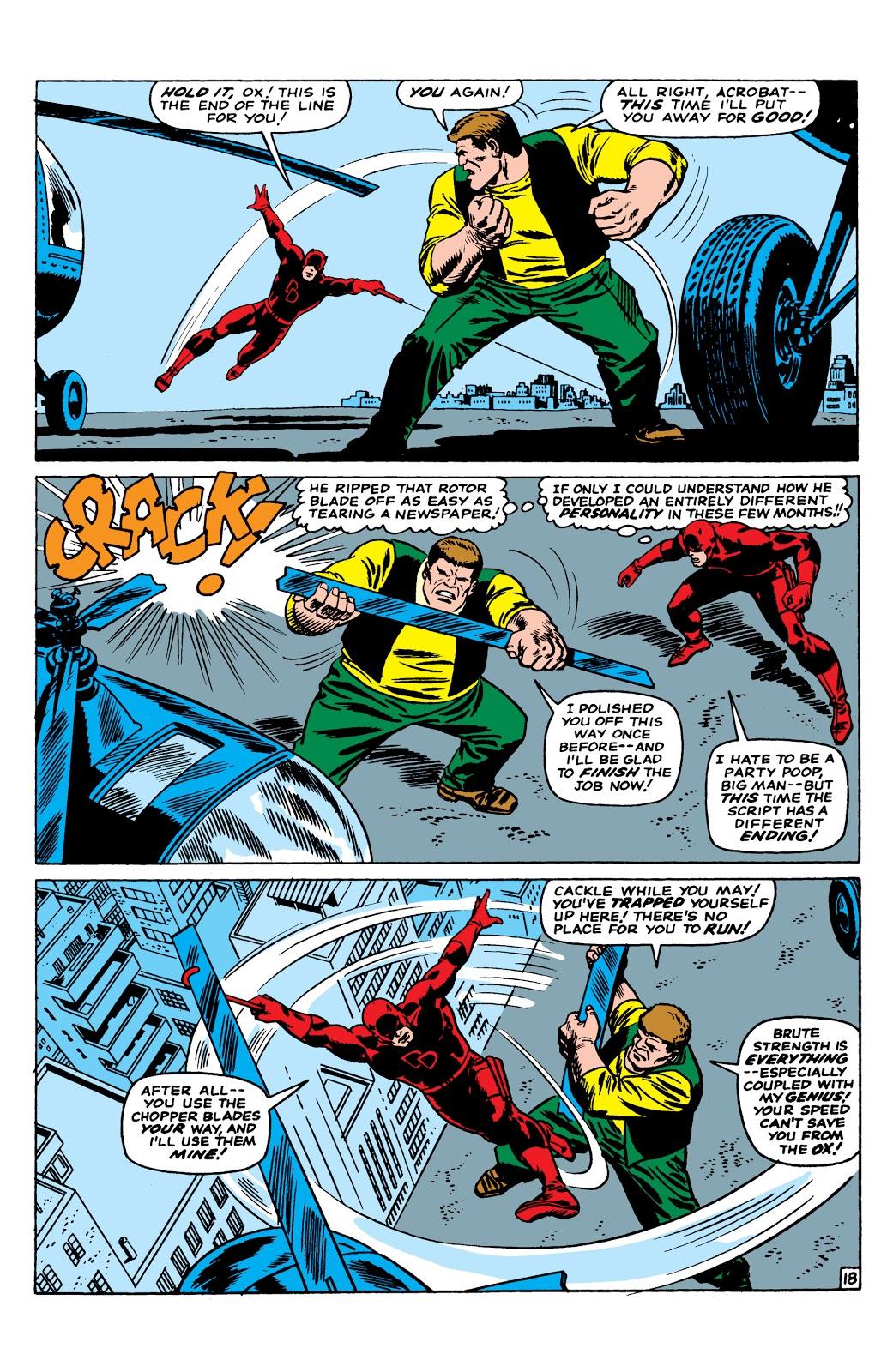 Daredevil Masterworks Volume 2