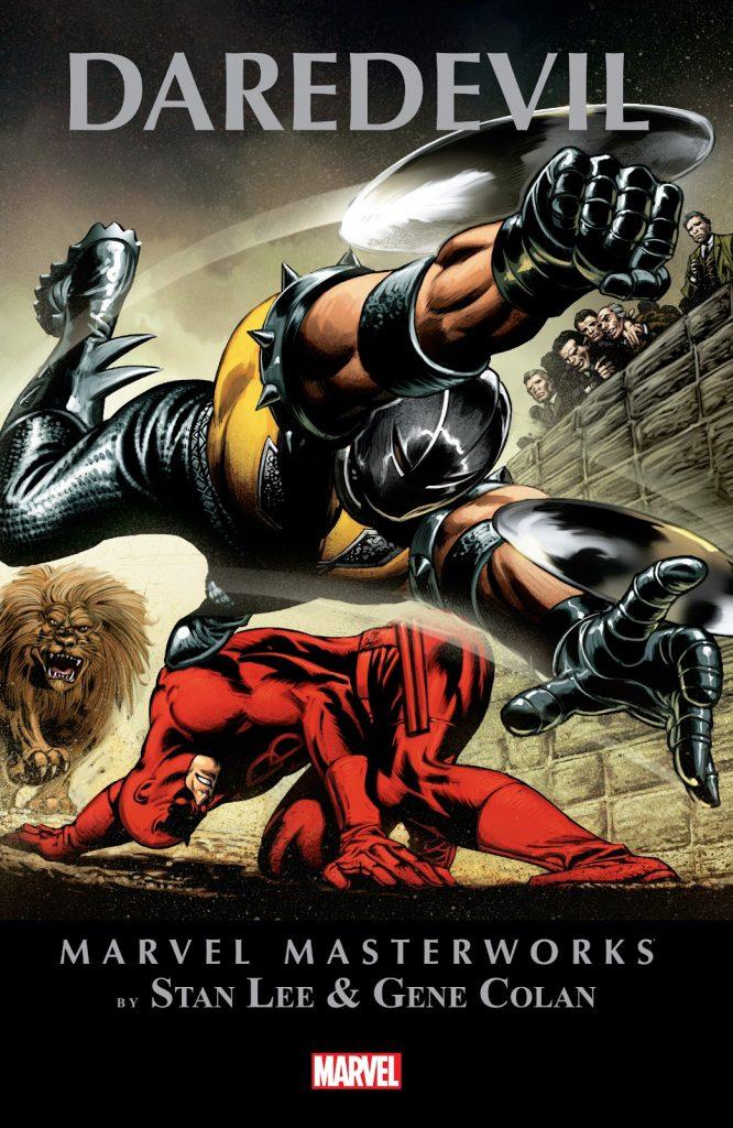 Marvel Masterworks: Daredevil Volume 3