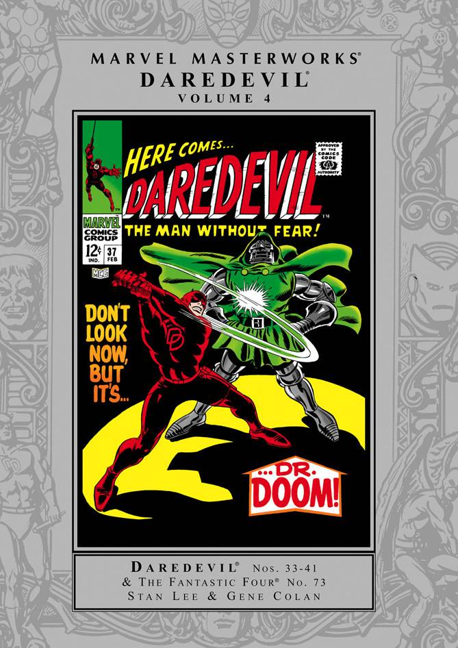 Marvel Masterworks: Daredevil Volume 4