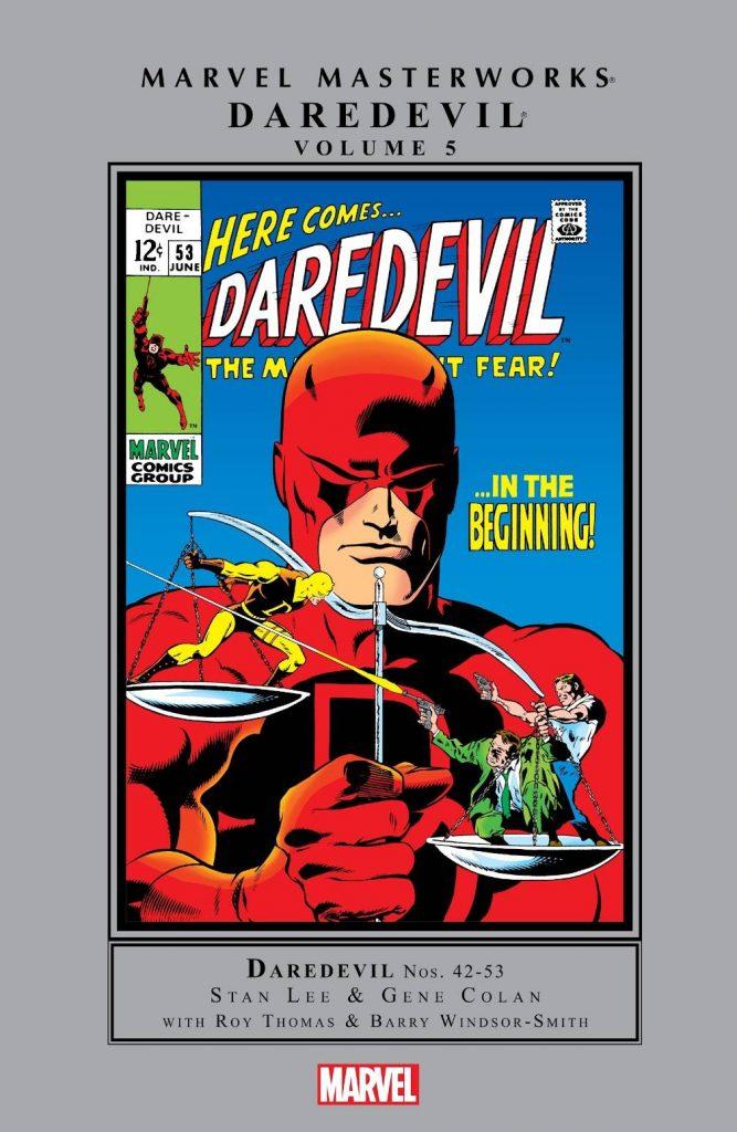 Marvel Masterworks: Daredevil Volume 5