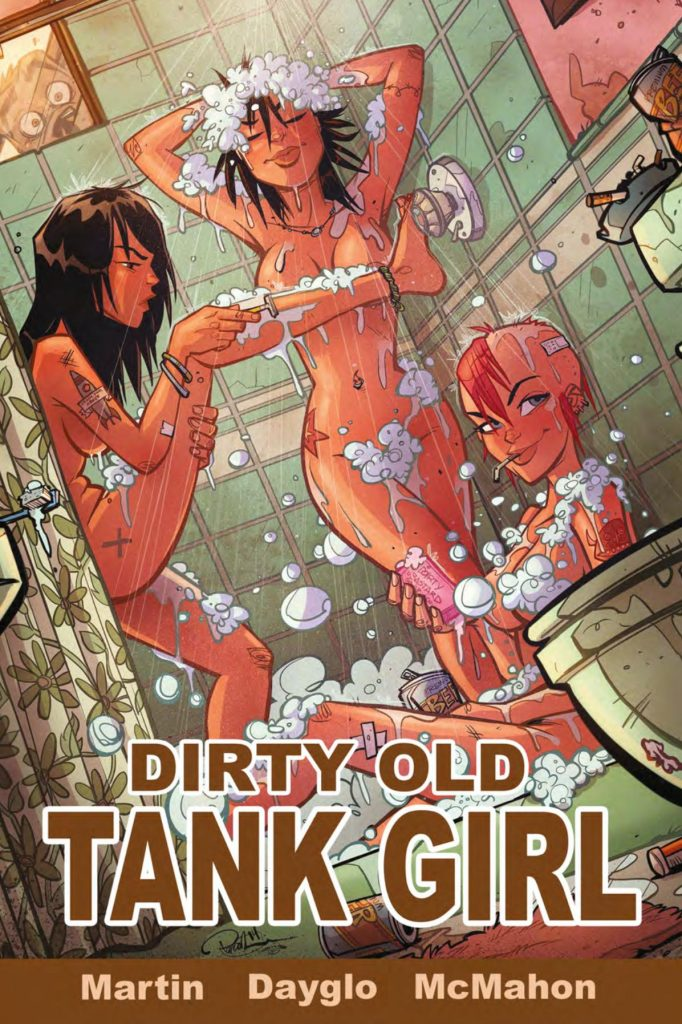 Dirty Old Tank Girl