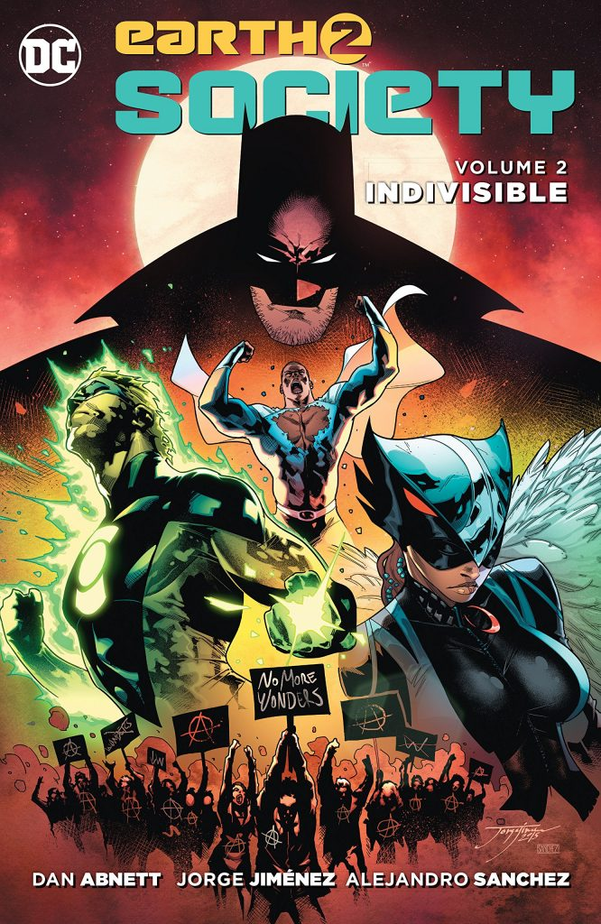 Earth 2: Society Volume 2 – Indivisible