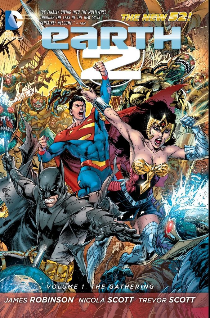 Earth 2 Volume 1: The Gathering