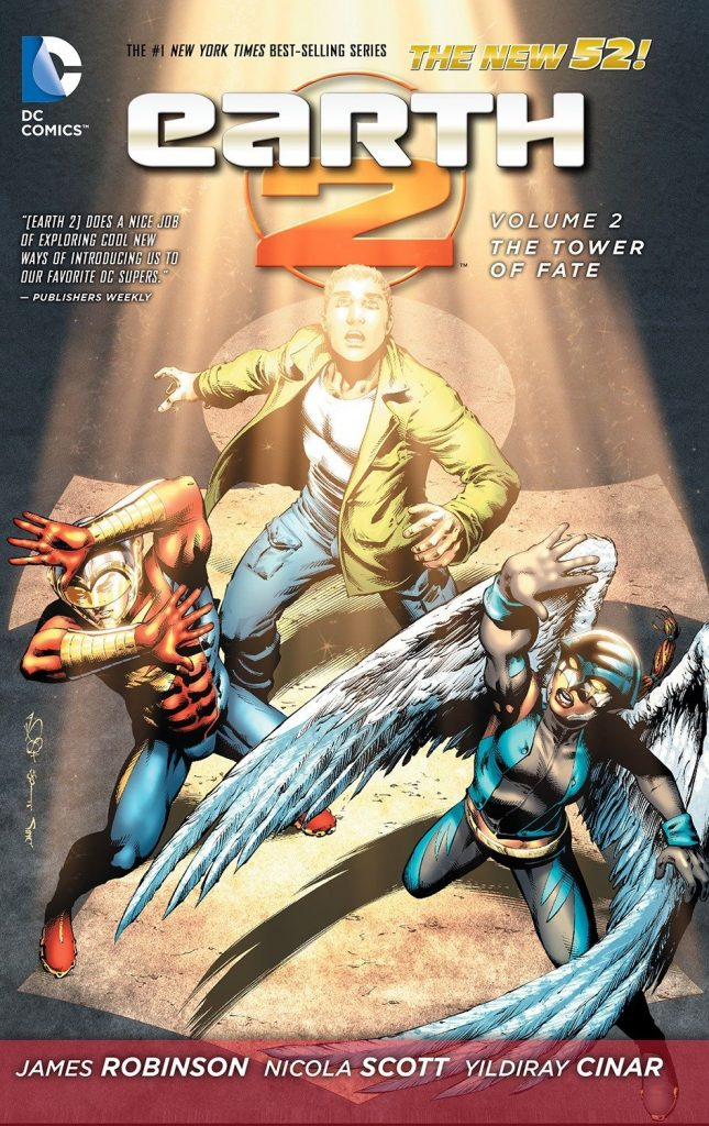 Earth 2 Volume 2: The Tower of Fate