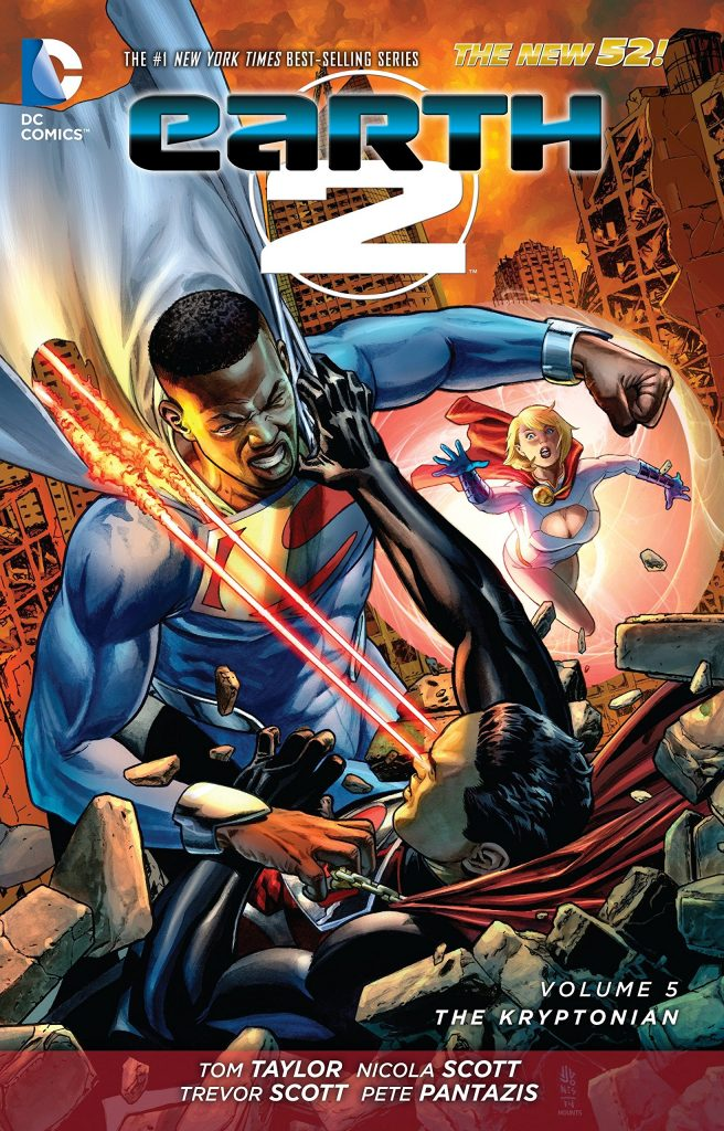 Earth 2 Volume 5: The Kryptonian