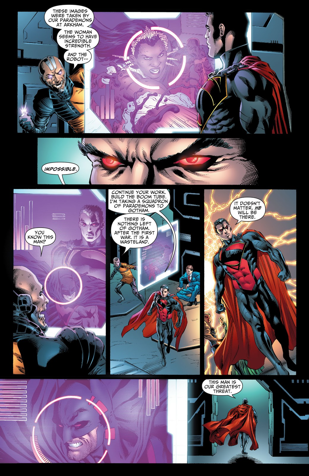 Earth 2 V5 The Kryptonian review