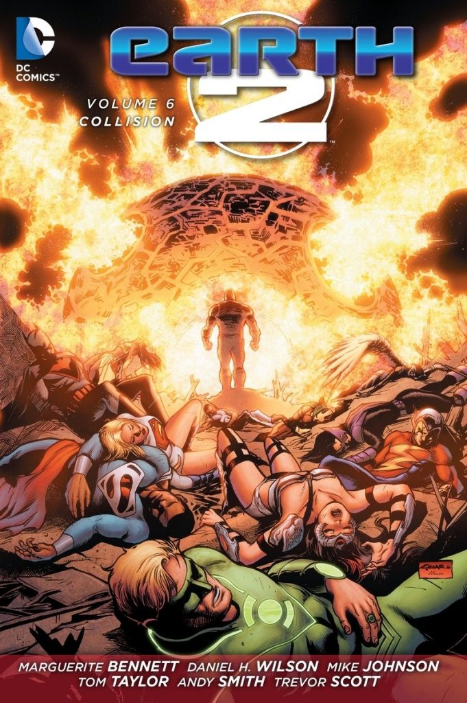 Earth 2 Volume 6: Collision
