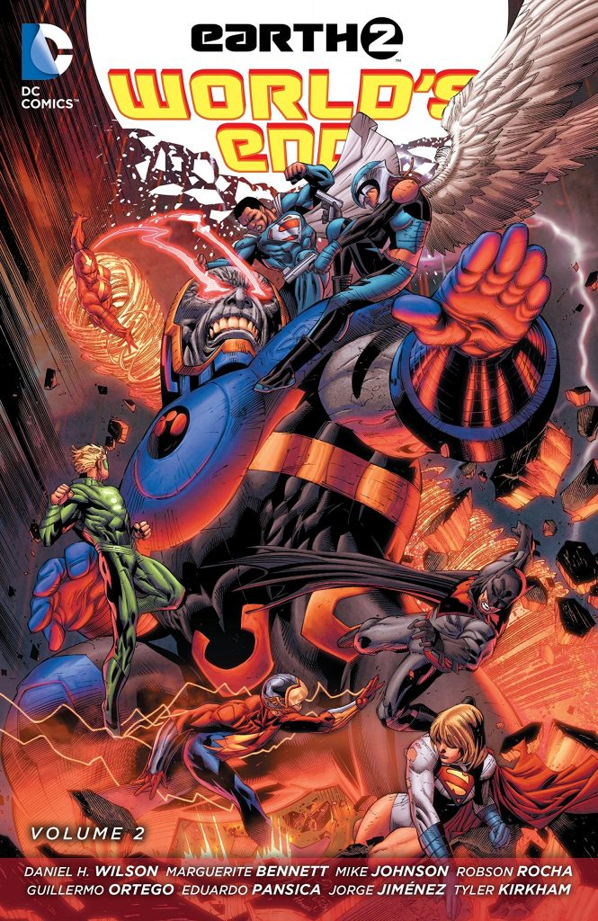 Earth 2: World's End Volume 2