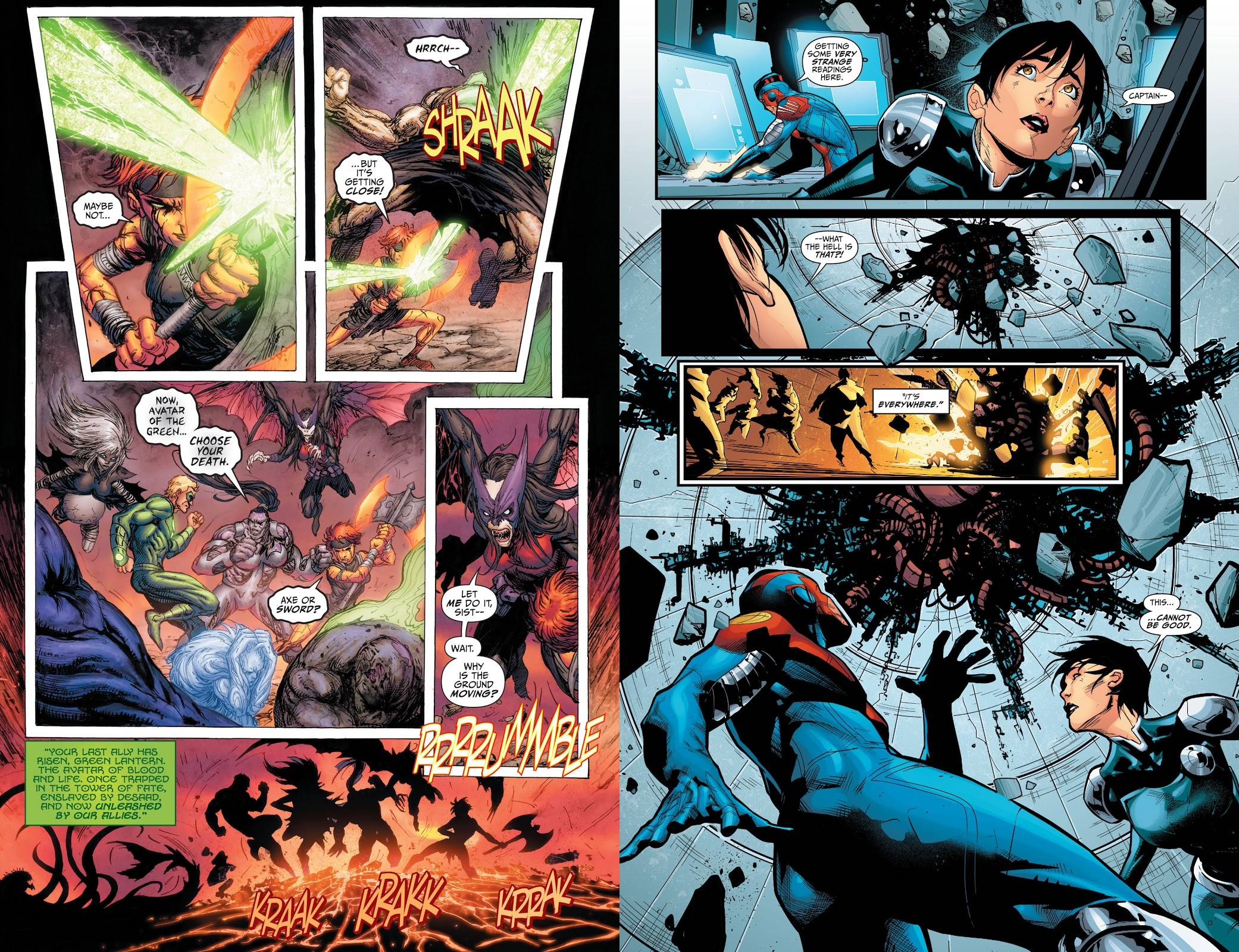 Earth 2 World's End V2 review