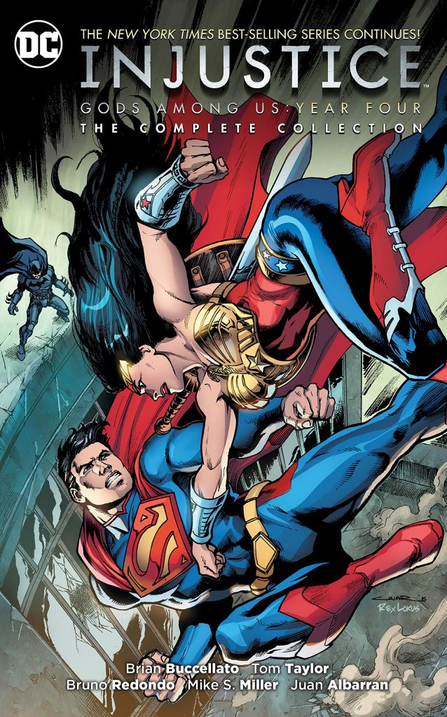 Injustice: Gods Among Us – Year Four The Compete Collection