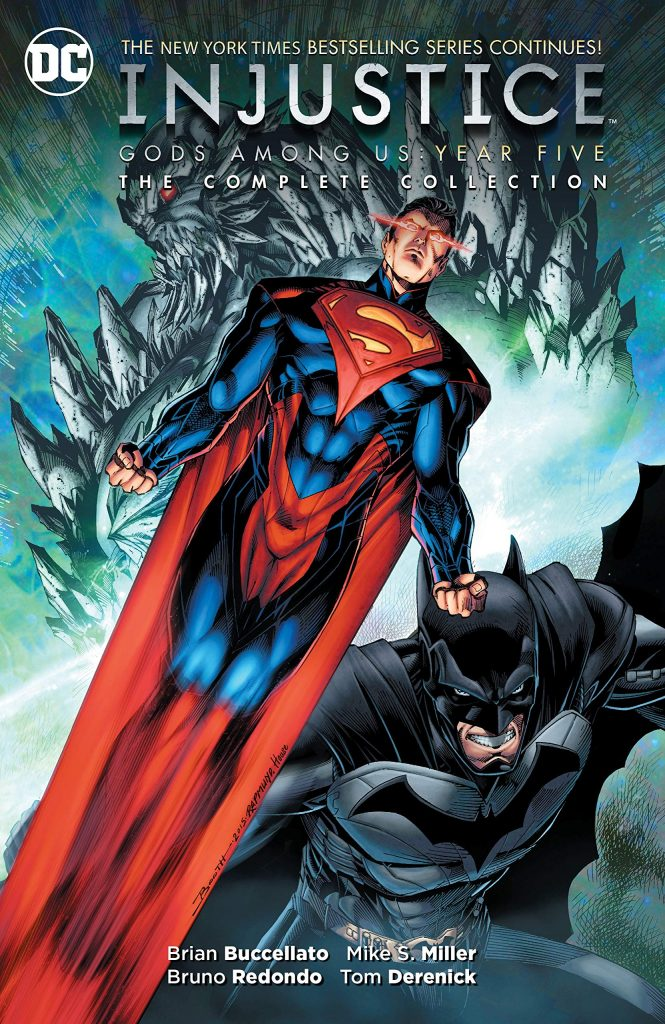 Injustice: Gods Among Us – Year Five The Complete Collection