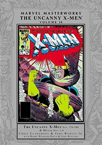 Marvel Masterworks: Uncanny X-Men Volume 10