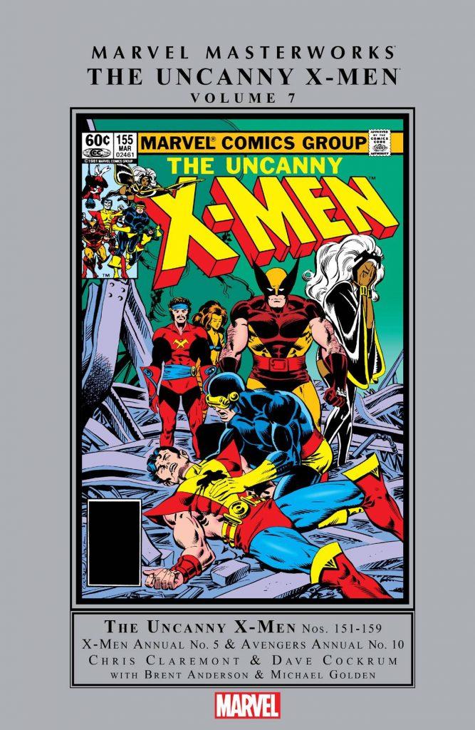 Marvel Masterworks: Uncanny X-Men Volume 7