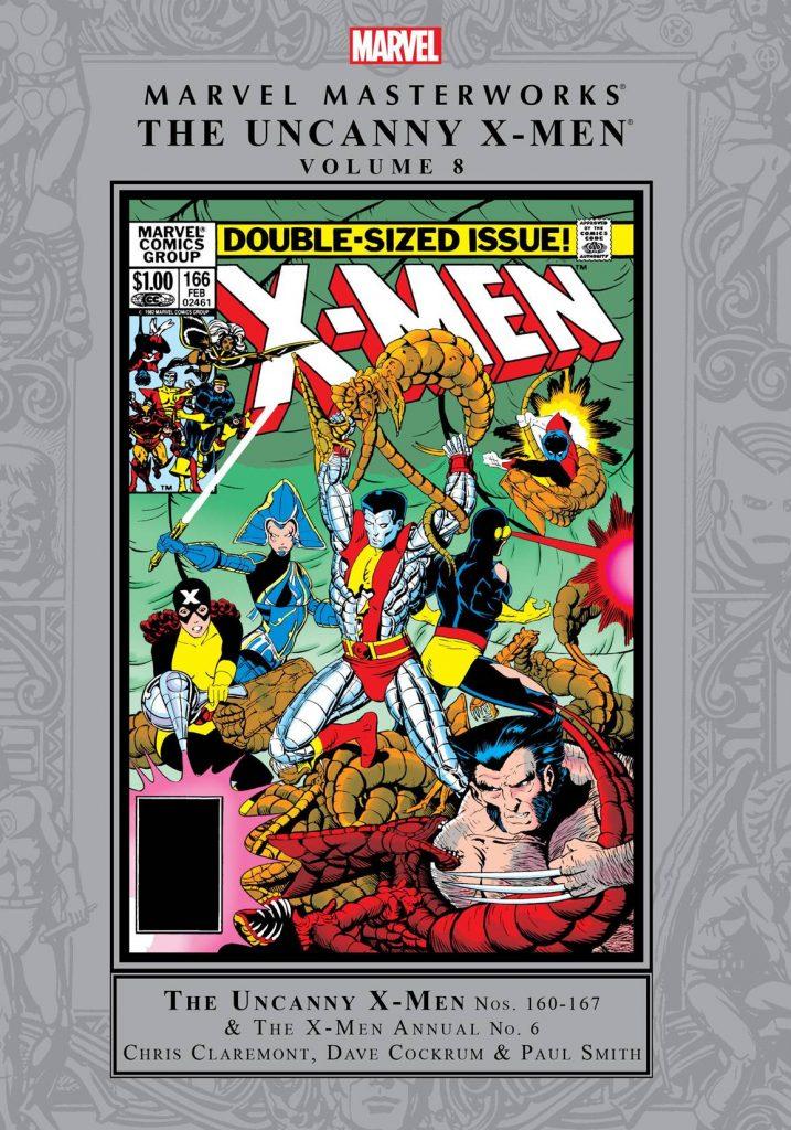 Marvel Masterworks: Uncanny X-Men Volume 8