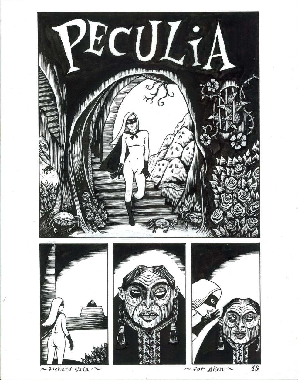 Peculia review