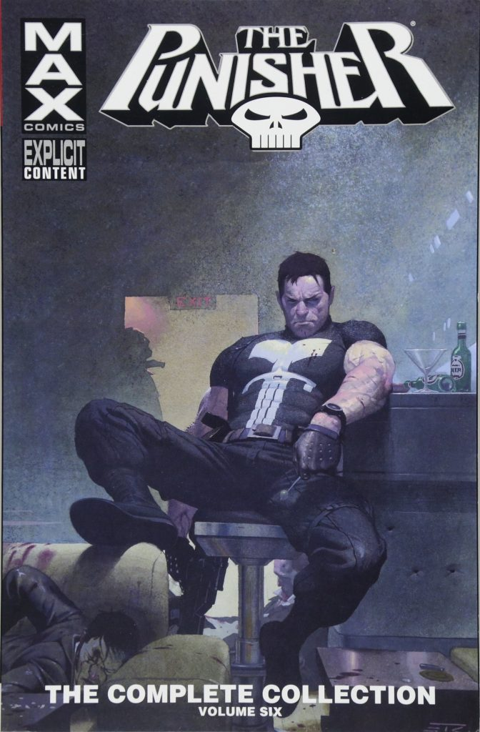 Punisher Max the Complete Collection: Volume Six