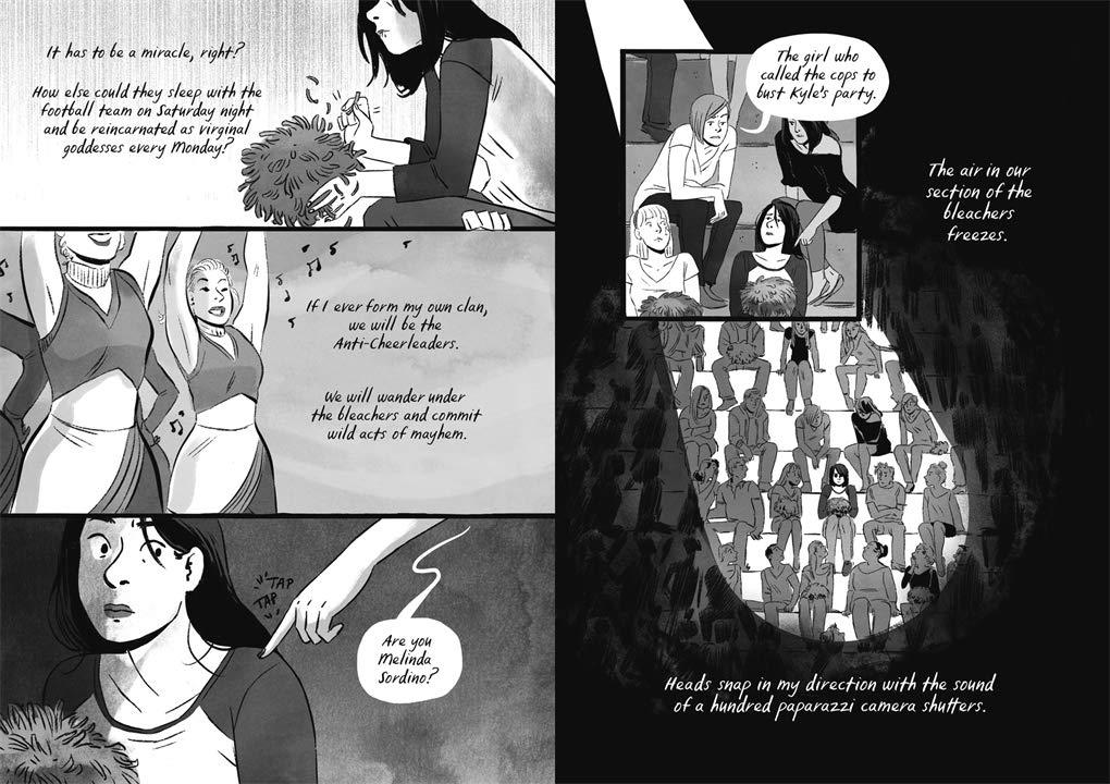 Speak graphic novel review