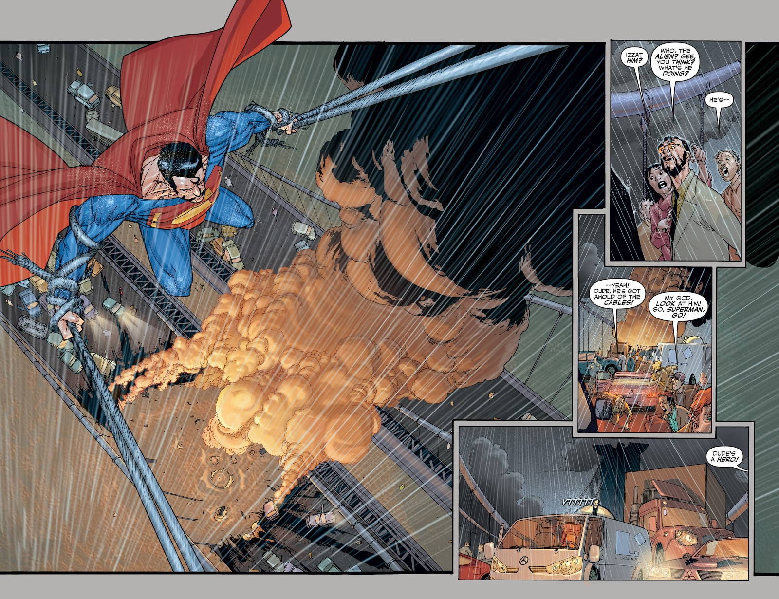 Superman Birthright review