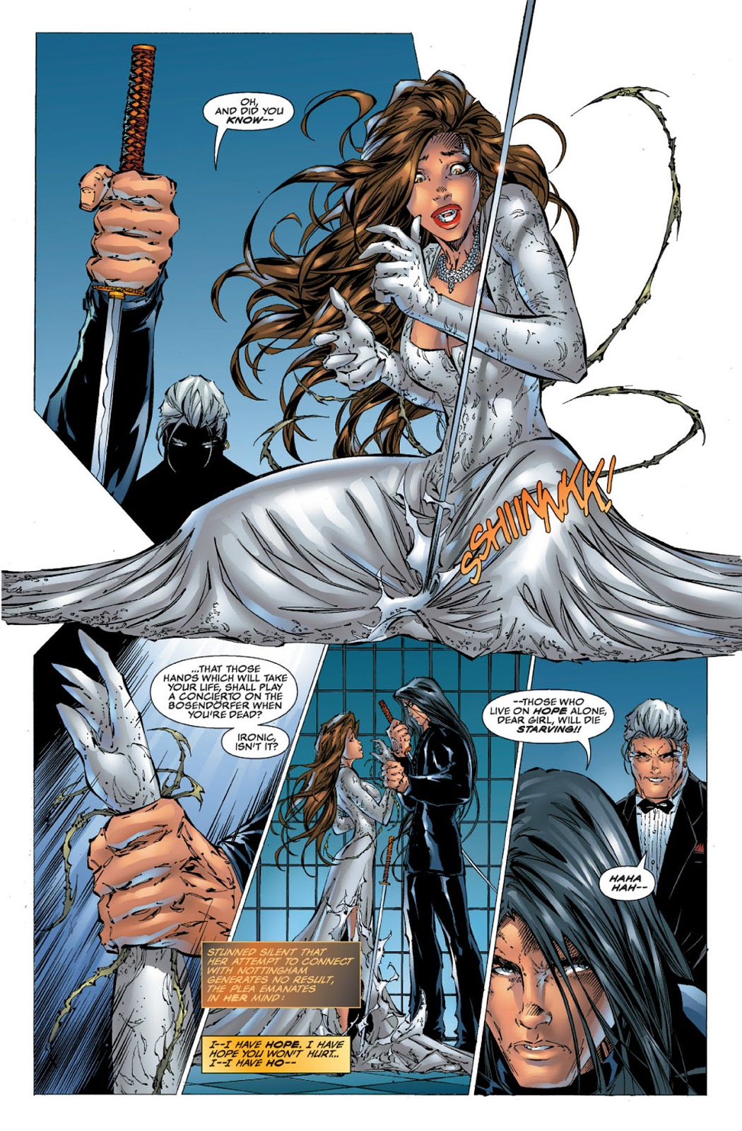 The Complete Witchblade Vol 1 review