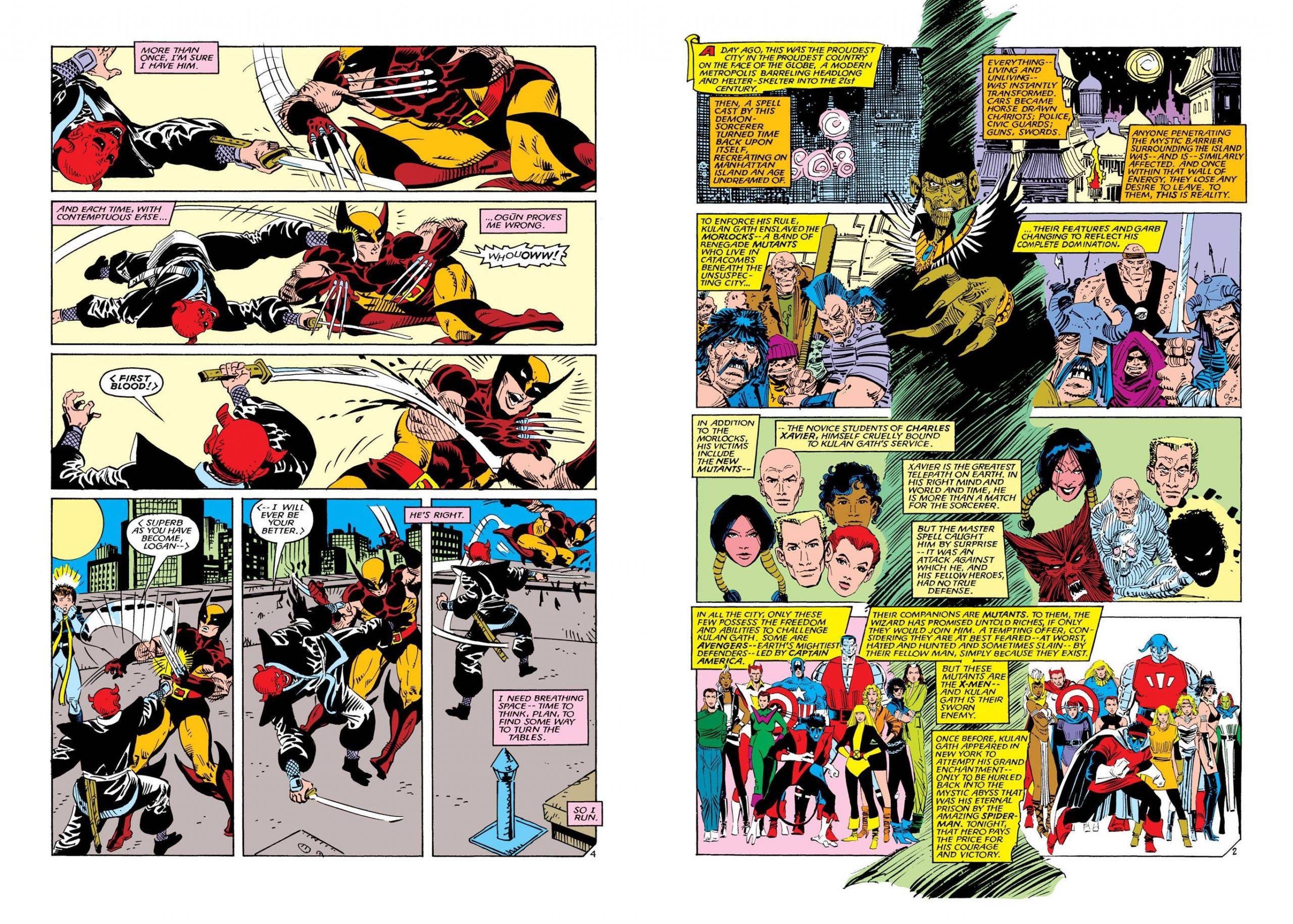 Marvel Masterworks Uncanny X-Men Vol 11 review