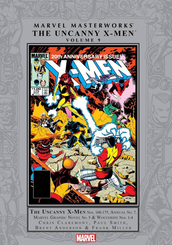 Marvel Masterworks: Uncanny X-Men Volume 9