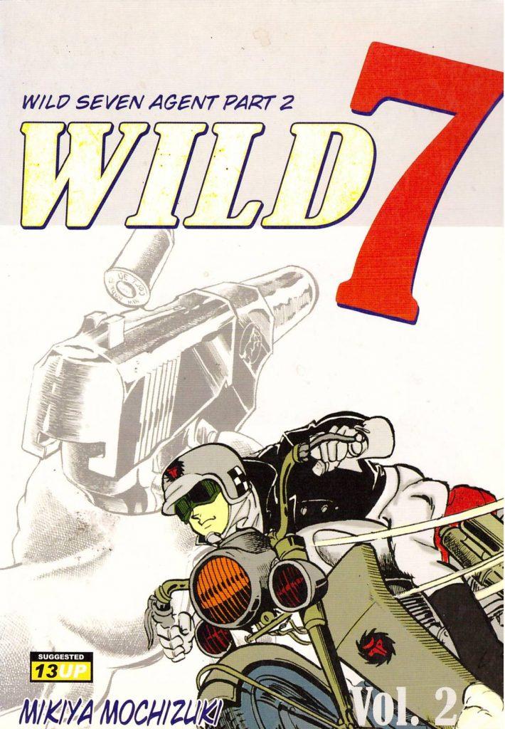 Wild 7 Vol. 2: Seven Wild Men Part 2