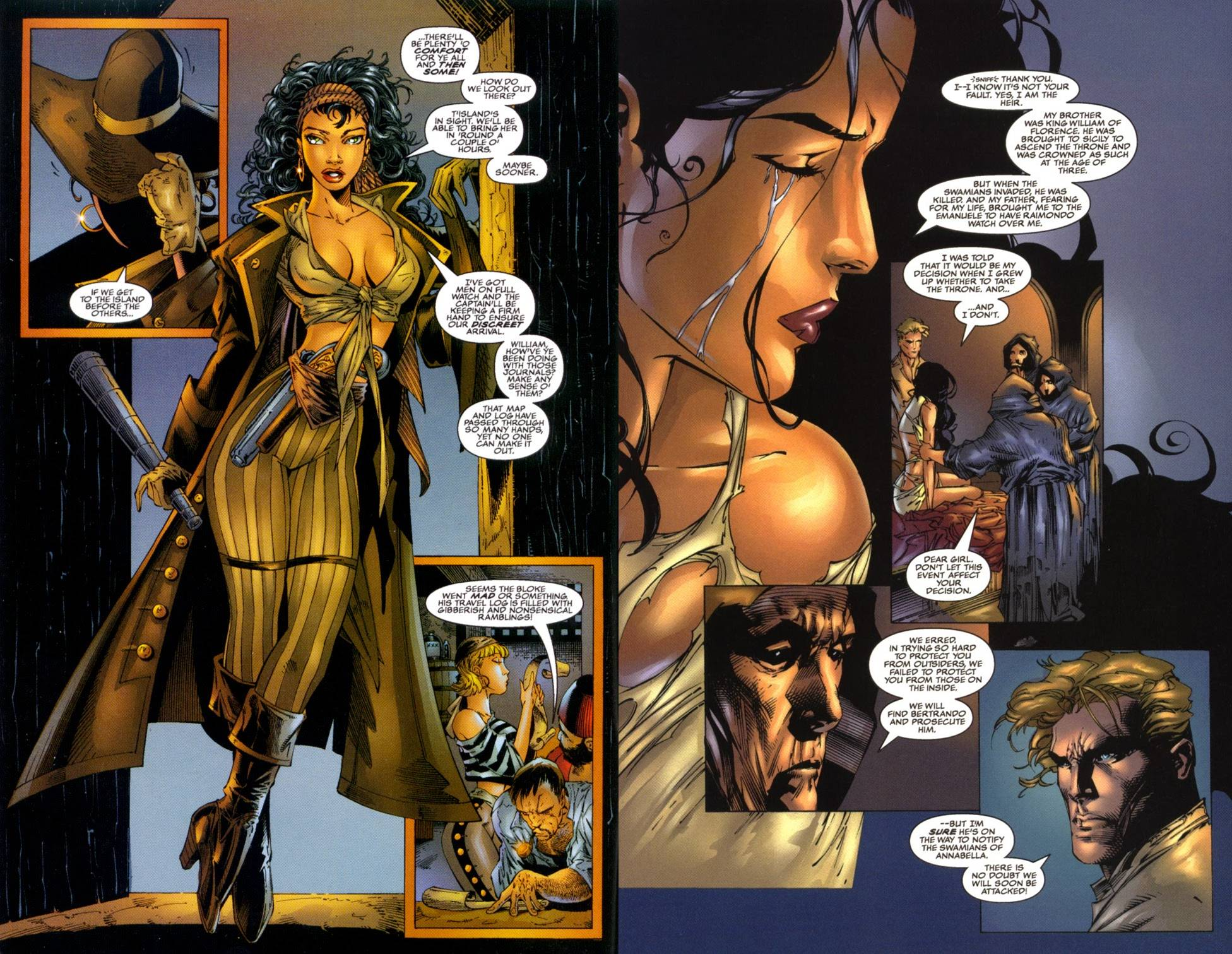 Witchblade Distinctions review