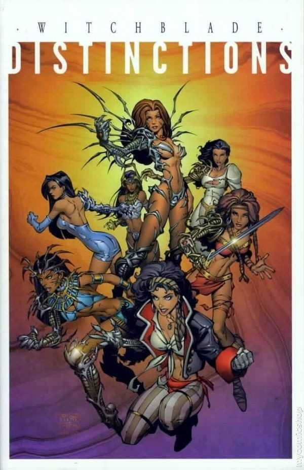 Witchblade: Distinctions