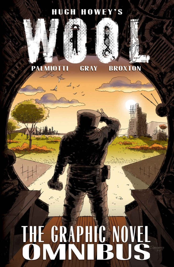 Wool: The Graphic Novel Omnibus