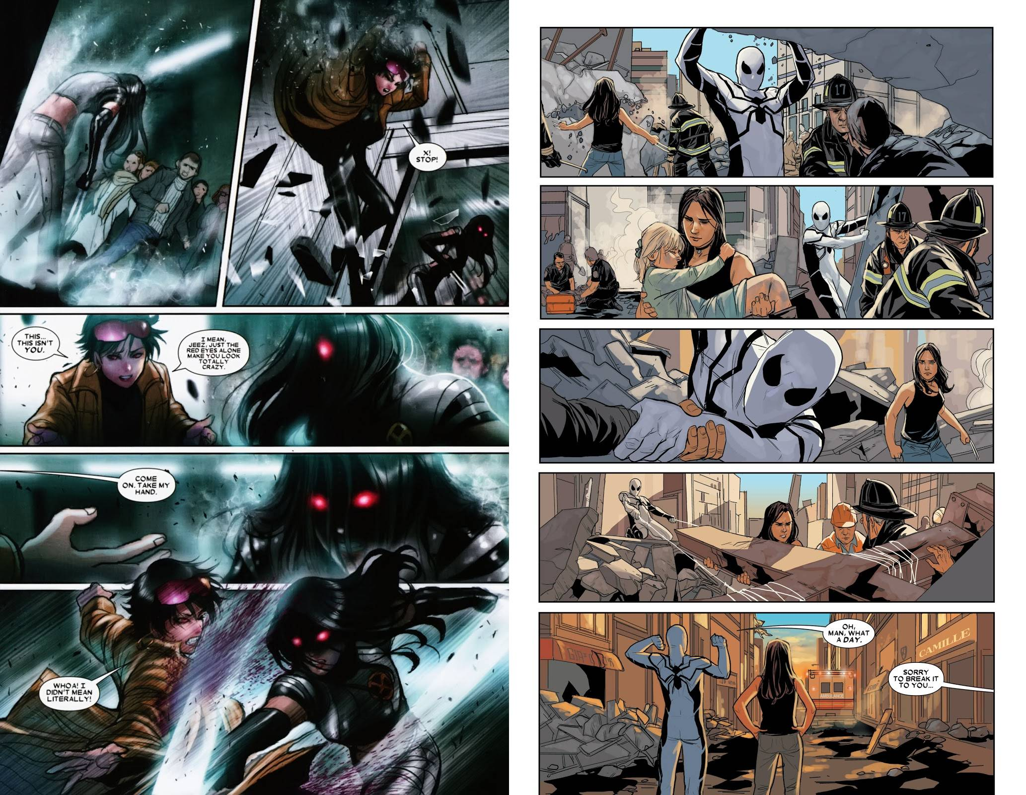 X-23 The Complete Collection V2 review