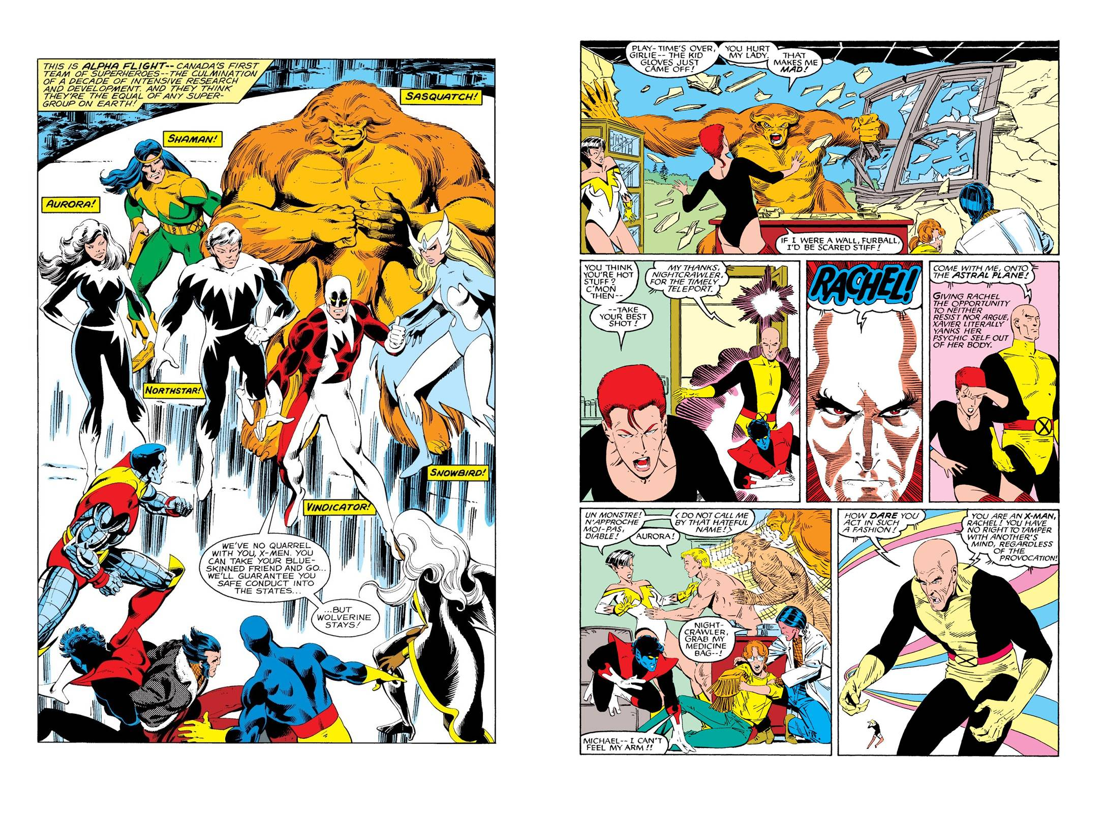 X-Men: Alpha Flight review