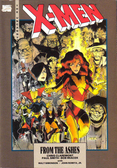 X-Men: From the Ashes