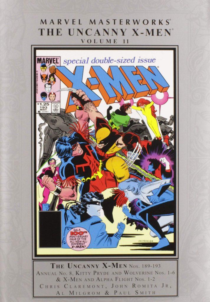 Marvel Masterworks: Uncanny X-Men Volume 11