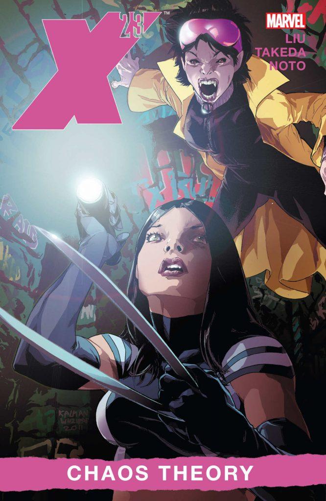 X-23: Chaos Theory