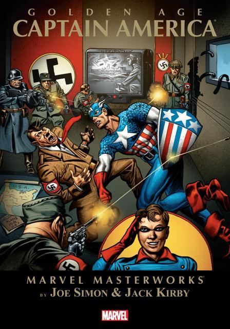 Marvel Masterworks: Golden Age Captain America Volume 1