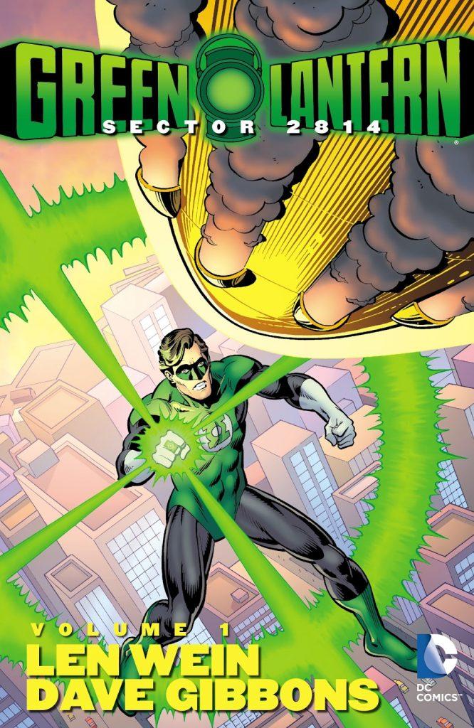 Green Lantern: Sector 2814 Volume 1