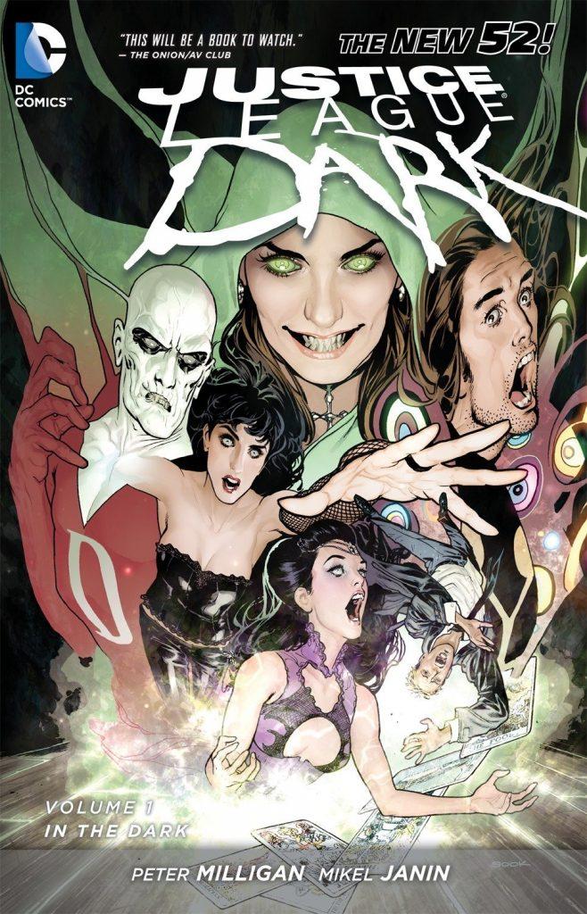 Justice League Dark Volume 1: In the Dark