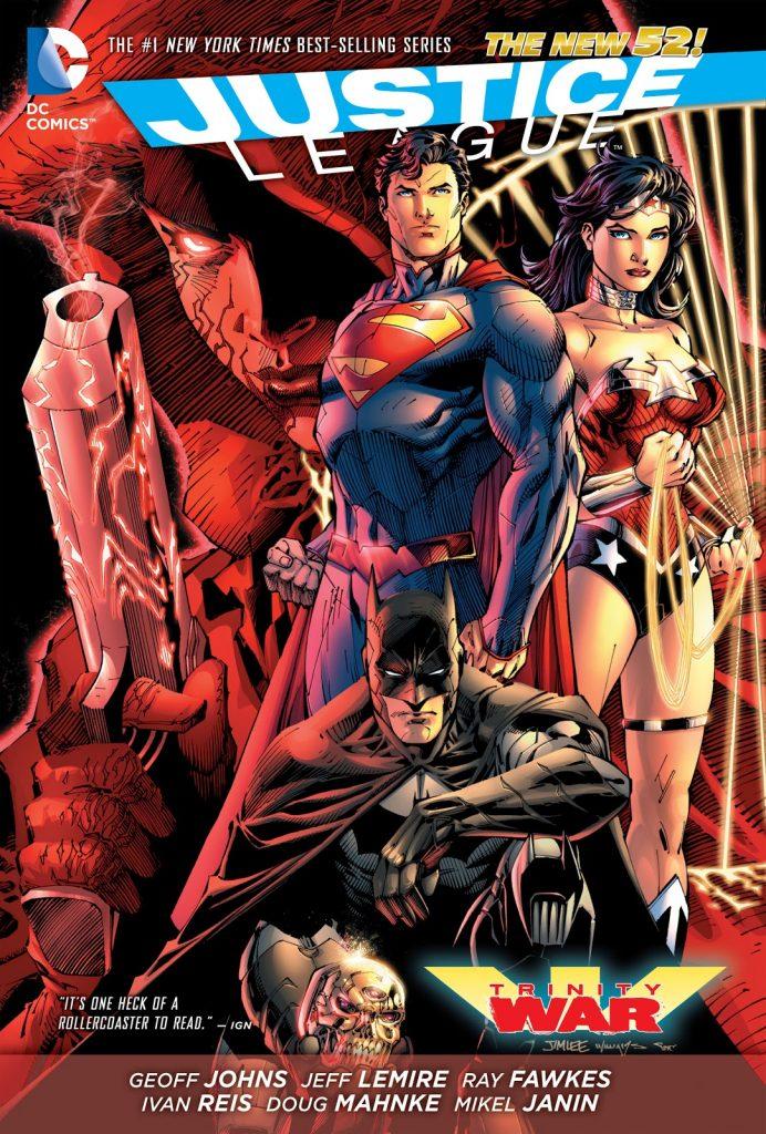 Justice League: Trinity War